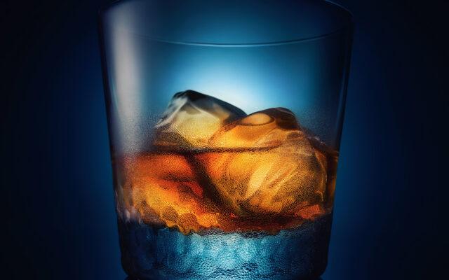 Bourbon on Ice